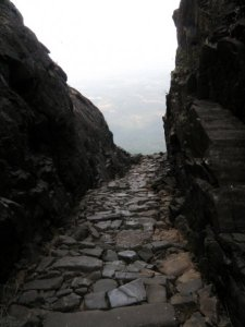 Naneghat - The toll Naka